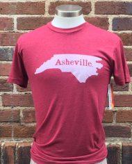 Asheville. T-shirt CRD