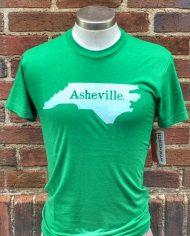Asheville. T-shirt GRN