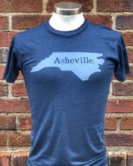 Asheville. T-shirt MDN