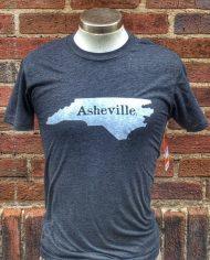 Asheville. T-shirt CCL