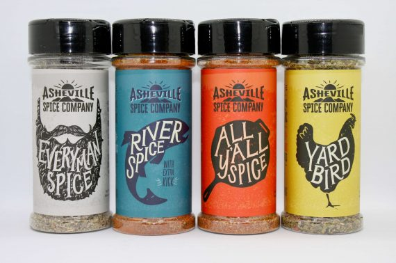Southern Appalachian Spice Blends