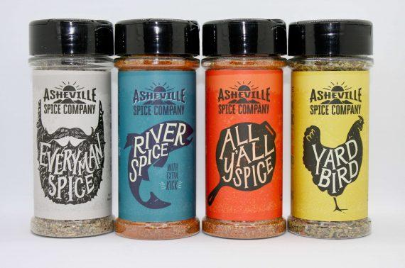 Southern Appalachian Spice Blends
