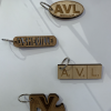 Burn Studio Keychains